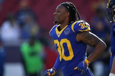 Todd Gurley Released By Rams Following Trade Exploration