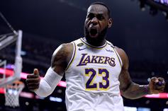 """Nike LeBron 17 Low """"Lakers"""" Coming Soon: First Look"""