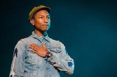 Pharrell Williams Catches Heat For Asking Public To Donate To COVID-19 Relief