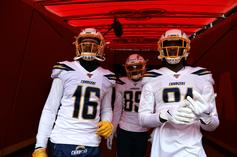 Los Angeles Chargers Reveal Gorgeous New Uniforms