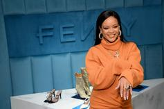 Rihanna Now 3rd Richest Musician In UK After Moving To London Last Year
