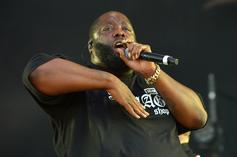 "Killer Mike Raps Powerful Bars About Police Brutality On ""RTJ4"""