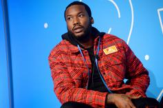 """Meek Mill Recalls """"Not [Being] Protected By Police"""" In Philly In Throwback CNN Clip"""