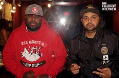 "KXNG Crooked & Joell Ortiz Deep Dive Into ""H.A.R.D,"" Slaughterhouse History, Eminem & More"