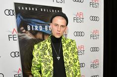 Machine Gun Kelly Vacations With 50 Cent's Mortal Enemies
