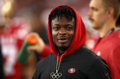 """Eagles Star Marquis Goodwin Opts Out Of NFL Season Over COVID-19: """"I Can't Do It"""""""