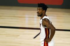 Jimmy Butler's Nameless Jersey Banned By The NBA