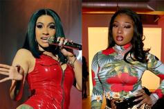 "Cardi B & Megan Thee Stallion's ""WAP"" Video Trashed By Congressman In Viral Tweet"