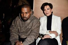 "Kanye West Praises Kris Jenner's Music Taste Following ""Kris Jong Un"" Comments"