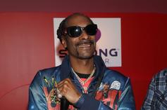 "Snoop Dogg Gets High As Hell At The Dentist: ""I Like Nitrous More Than R&B"""