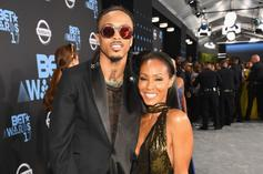 "August Alsina Says Relationship With Jada Pinkett Smith ""Isn't Broken"""