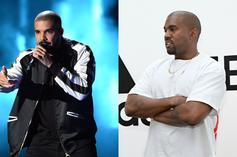 Did Drake Send A Peace Offering To Kanye West?