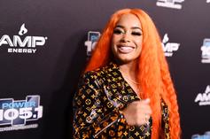 DreamDoll Responds After Celina Powell Claims She Slept With Akademiks