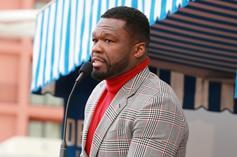 """50 Cent Calls Dr. Dre's Estranged Wife """"Crazy"""" For Seeking $2 Million Monthly"""