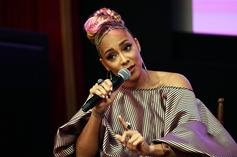 """Amanda Seales Calls Out """"The Real"""" For Stealing Her Brand: """"Low Class"""""""
