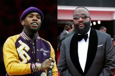 Rick Ross Buys Tory Lanez A New Car To Troll Him