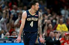 """JJ Redick Claims 76ers """"F***ed Up"""" By Not Re-Signing Him"""