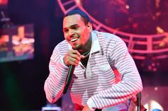 Chris Brown Debuts His Alleged New Girlfriend, Who Is Also Diddy's Ex