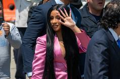 Cardi B Likens Trump Struggling To Breathe With COVID To Herself As A Teen