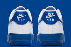 "Nike Air Force 1 Low ""Varsity Royals"" Adds A Pop Of Color"