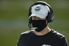 Adam Gase Reacts To Jets' Abysmal 0-6 Start