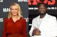 "Chelsea Handler Cuts 50 Cent For Trump Support: ""Used To Be My Favorite Ex-Boyfriend"""