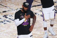 LeBron James Offers Condolences After King Von's Passing