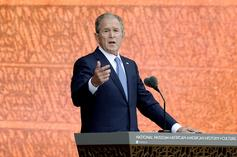 "George W. Bush Calls Election Results ""Fundamentally Fair"""