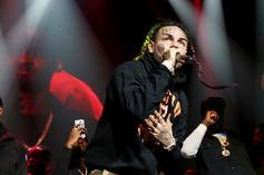 """6ix9ine Hulu Doc Is """"Cap"""" Says Rapper's Manager: """"Don't Support This Trash!"""""""