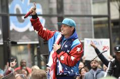 Vanilla Ice Performs At Donald Trump's NYE Party, But The President Doesn't Show