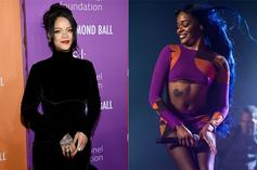 Azealia Banks Compares Rihanna's Mullet To 'Beavis And Butt-head'