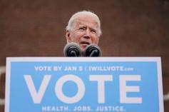 Biden Says Georgia Election Vital For Third $2,000 Stimulus Check