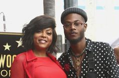 """Taraji P. Henson """"Didn't Have The Balls"""" To Tell Son His Father Had Been Murdered"""