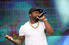 50 Cent Reacts To Capitol Building Chaos