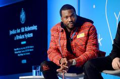 """Meek Mill Says The US Might Be The """"Most Racist Country"""" After Capitol Riot"""
