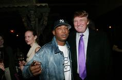 Ja Rule Welcomes Donald Trump To Join Iconn After Twitter Ban