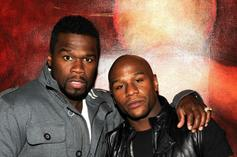 """50 Cent Rescinds Boxing Invite Because """"Floyd [Mayweather] Can't Read 2 Paragraphs"""""""