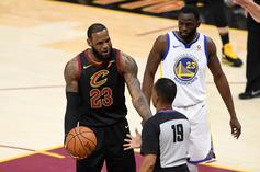 """Lebron James Agrees With Draymond Green: """"He Said It Perfectly"""""""