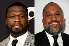"""50 Cent & Kenya Barris Team Up For """"The 50th Law"""" Netflix Series"""