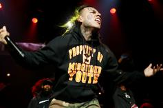 6ix9ine Makes Disgusting Comments About King Von