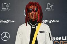"""Lil Keed Declares His Appreciation For Young Thug: """"My Love 4 Life"""""""