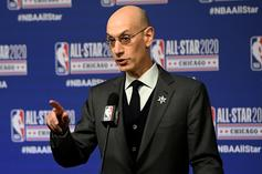 Adam Silver Comments On Meyers Leonard Controversy