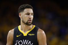 """Klay Thompson Reflects On 2020: """"Probably The Worst Year Of My Life"""""""