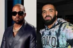Most Of Kanye West & Drake's Albums Removed From Apple Music: Report
