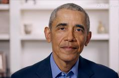 """Barack Obama Shares Love For Jay-Z's """"My 1st Song"""""""
