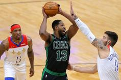 Tristan Thompson Puts Journalist From The Ringer On Blast