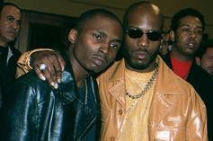 """Drag-On Mourns The Loss Of DMX: """"I Will Forever Be Your Little Brother"""""""