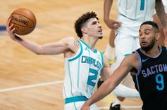 LaMelo Ball Continues To Practice Despite Wrist Injury: Watch