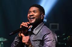 Usher Didn't Tip Strippers With Fake Money, Accuser Backtracks