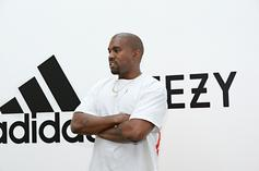 Kanye West's Yeezy Prototype Could Become The Priciest Sneaker Ever Sold